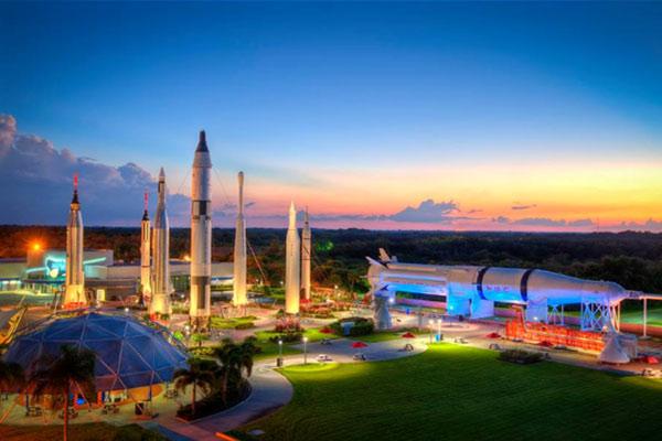 美国奥兰多NASA太空探索+全真插班游学营13天