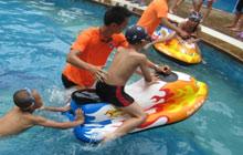 成都8天游泳特训夏令营