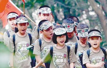 7天童子军素质教育