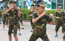 励剑青春7天军事夏令营