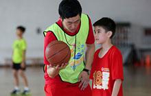 飞人之梦篮球训练夏令营6天