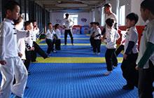 青少年安全防卫初级特训营6天