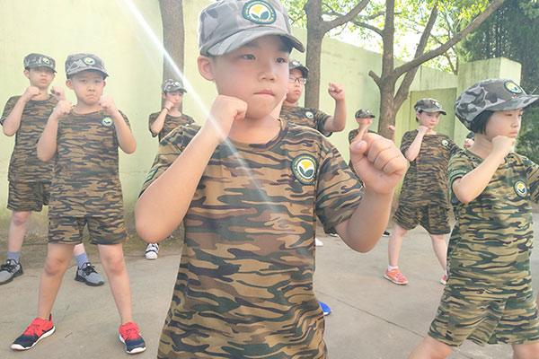 7天《猎鹰计划》野战军军事夏令营(上海)