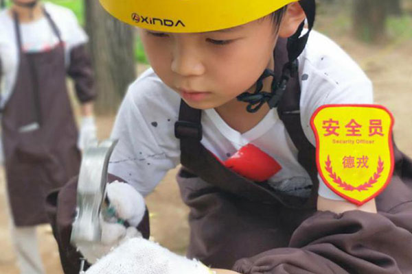 北京《营地工程》6天夏令营