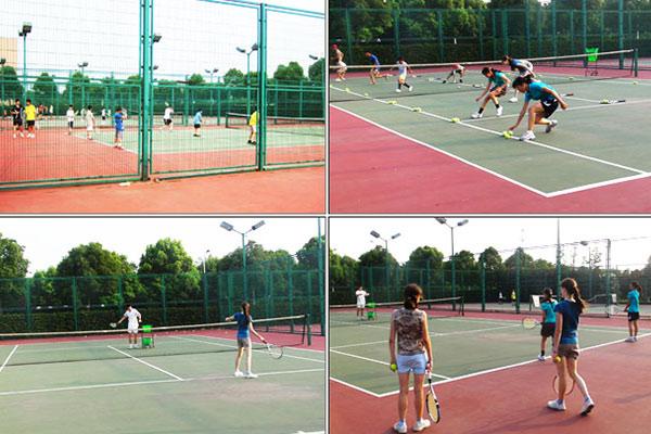 10天网球训练夏令营