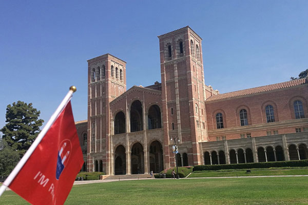 加州大学英语突击营15天