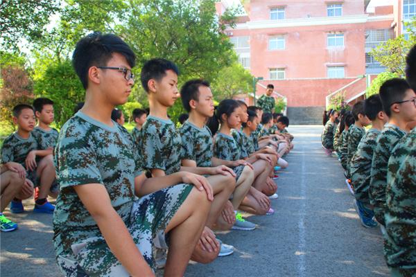 北京特种兵军事夏令营30天