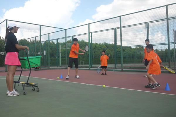 上海14天网球夏令营