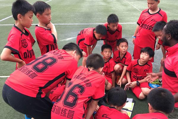 上海14天足球夏令营