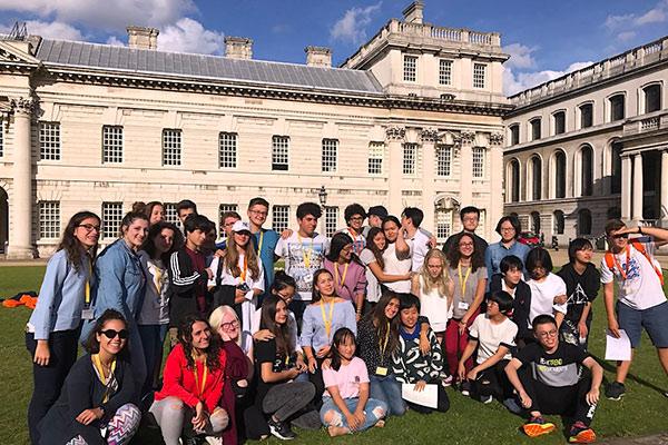 英国牛津国际英语游学营2周