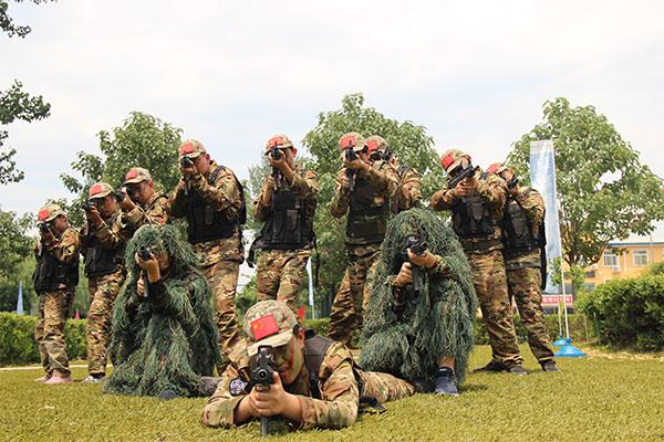 北京21天王牌军事强化夏令营