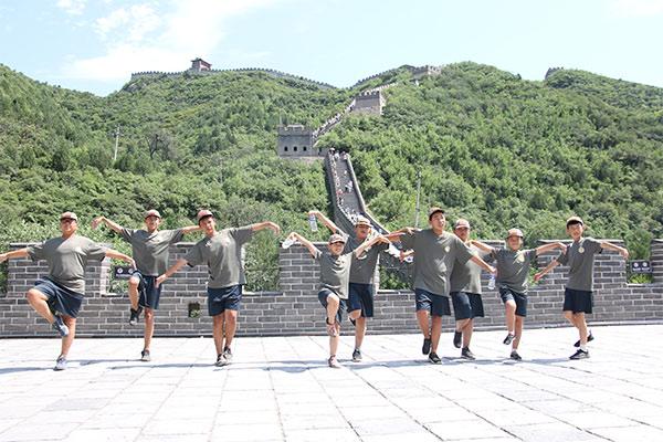 北京5天军事游学夏令营