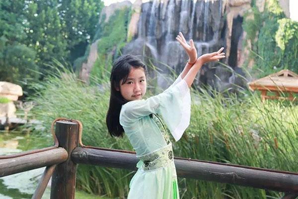百变公主贵族礼仪塑造夏令营6天