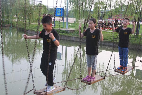 深圳儿童军事夏令营短期路线,7天活动也很精彩