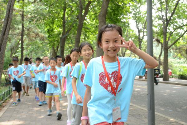 上海青少年情商夏令营,沟通能力同步提高法