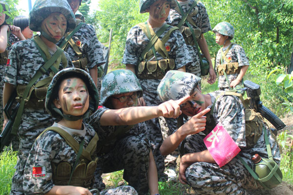 北京夏令营10天9夜线路推荐,助力孩子自我突破