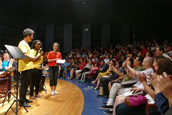 参加深圳百老汇音乐剧夏令营都有哪些收获?