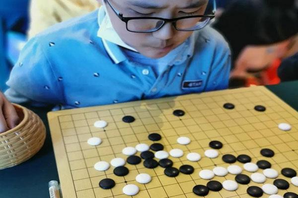 北京围棋夏令营道场手谈,掌握实战技能