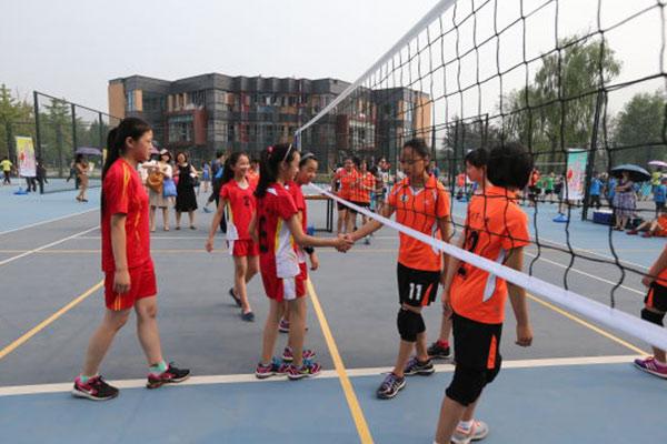 北京排球夏令营,青少年暑期挑战每球必争