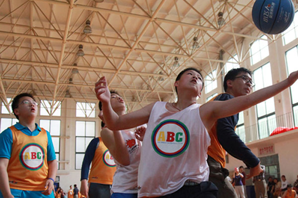 上海哪里有篮球夏令营?这里告诉你答案