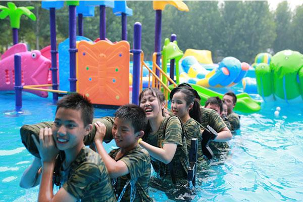 儿童野外军训夏令营有什么项目?活动多不胜数