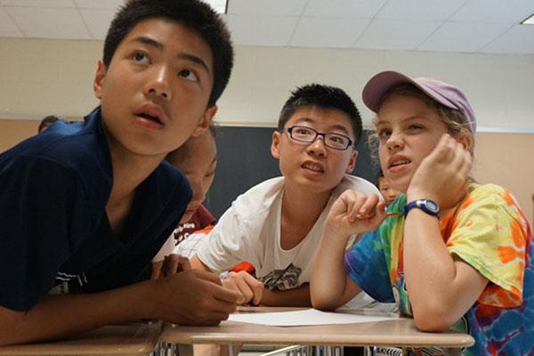 南京到上海英语夏令营费用大概多少?让孩子爱上英语