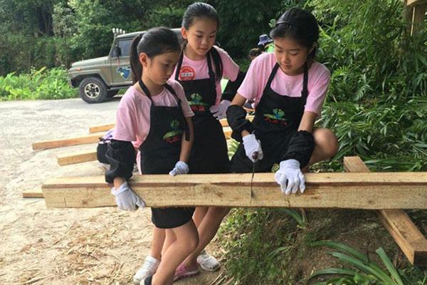 初中参加深圳夏令营活动对孩子会有怎样的帮助?