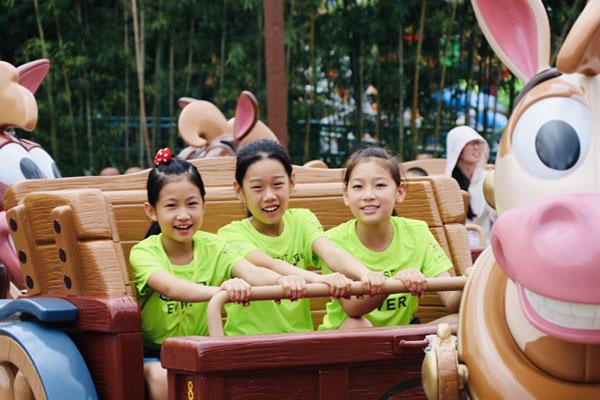 上海迪士尼夏令营大概多少钱?特色研学营报价