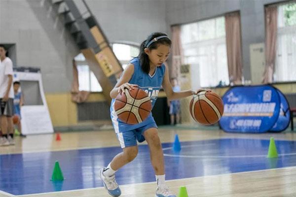 北京女子篮球夏令营,打出精彩活力暑假!