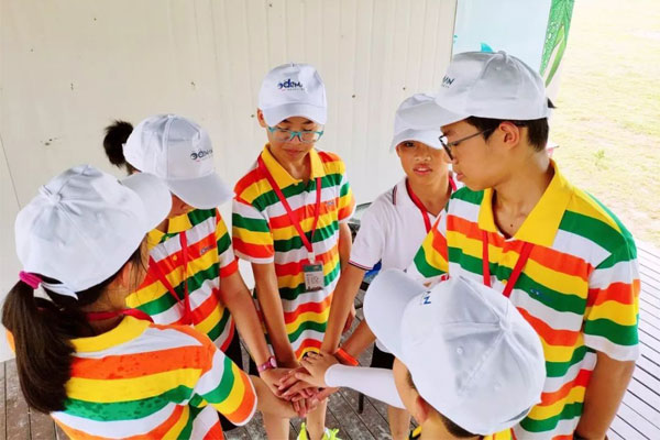 上海儿童情商夏令营,全面提高孩子的情商