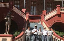 美国西点军校领袖成长夏令营11天