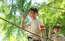 《精英少年》梦想成长军事营14天