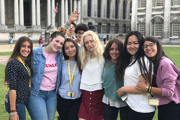 英国伦敦格林威治国际英语游学营2周