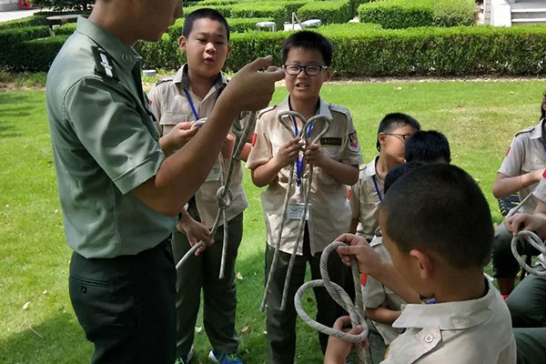杭州暑期7天情商训练夏令营