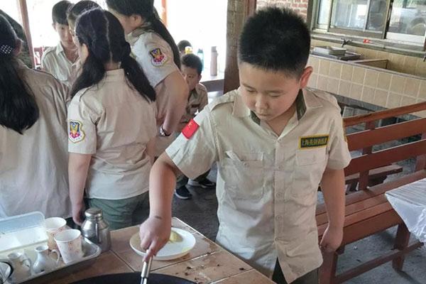杭州14天文武双全未来领袖军事夏令营