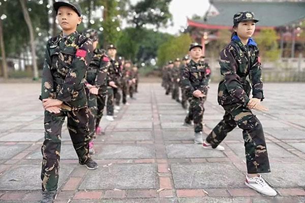 杭州21天好习惯养成将帅军事夏令营