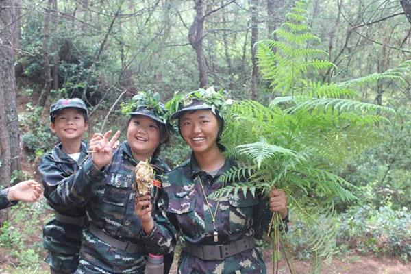 云南好的军事夏令营推荐,强化孩子执行力