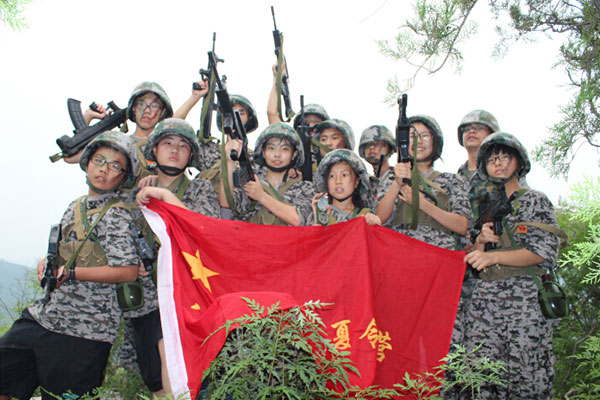 北京附近暑假军事化夏令营有哪些?五大精彩活动一览