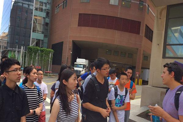 去香港夏令营费用大概需要多少钱?参见价格表