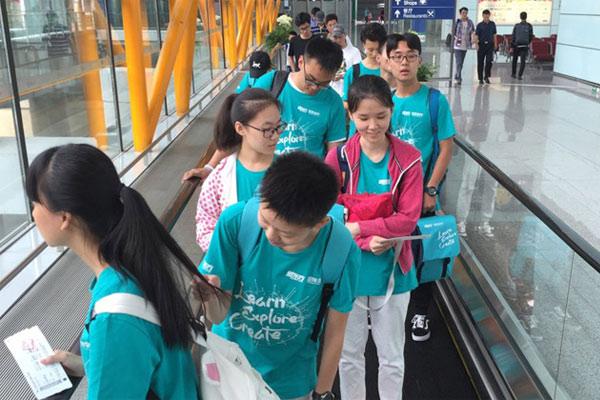英国游学夏令营见闻-广州高中生眼中的英国印象