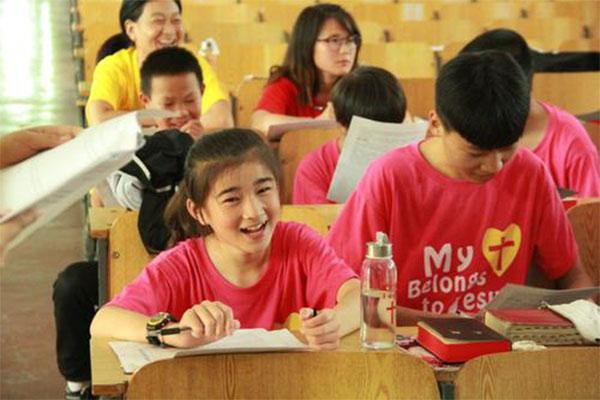 香港基督夏令营价格说明,营种丰富