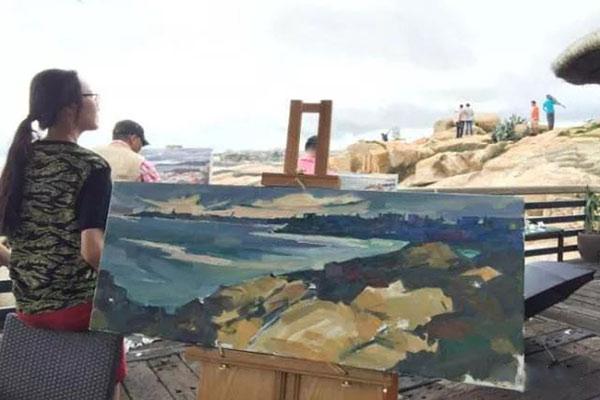 珠海中小学生美术夏令营费用多少钱?暑期活动报价