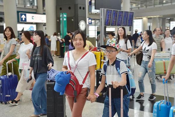 香港亲子夏令营费用可选,套餐线路来了!