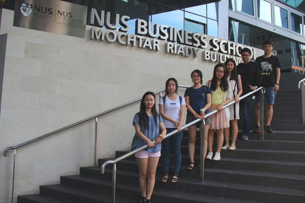 新加坡国立大学夏令营价格情况,亚洲强校游学