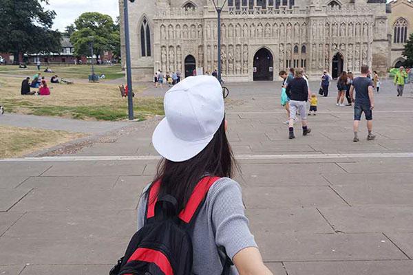 杭州到美国名校夏令营,带孩子去看高校