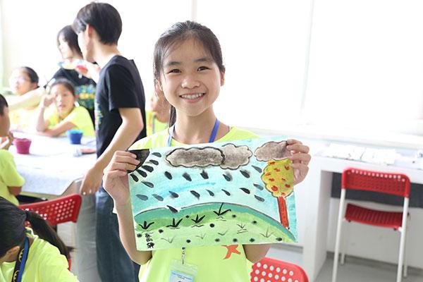 广州儿童夏令营哪家好?这里的暑期精彩不停